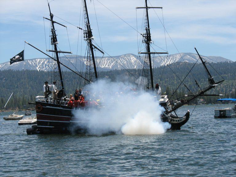 Ship Battle Big Bear Fair