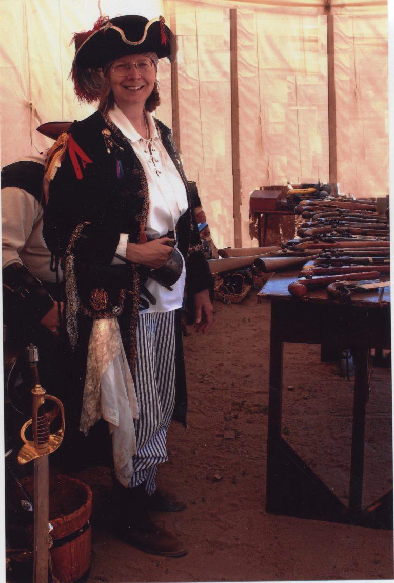 explaining blackpowder weapons