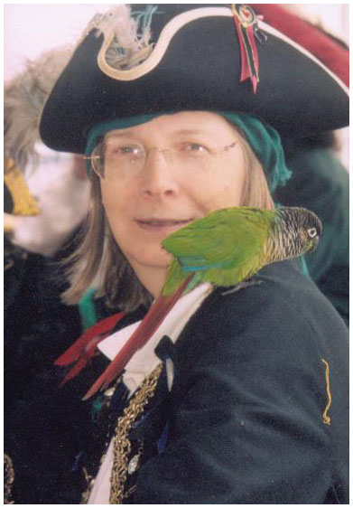 gail and parrot copy