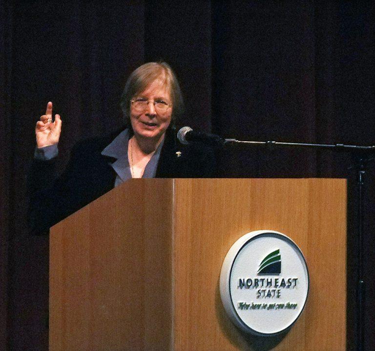 Gail Selinger at NeSCC4 copy 2